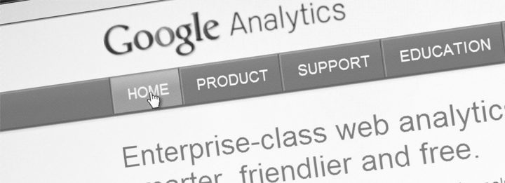 Google Analytics by Webshifters